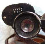 Бінокль Rayos (8 x 30) E.B.Meyrowitz від Піонера Оптики Еміля Бруно Мейровіца., фото №6