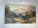 Старинные открытки, фото №9