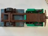 Старенький грузовик ЗИЛ, фото №5