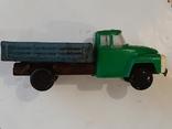 Старенький грузовик ЗИЛ, фото №6