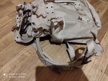 Рюкзак разгрузка, секция под бронепластину., фото №8
