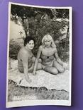 1968 Одесса Девушки в купальниках, фото №2