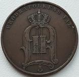 Швеция 5 эре 1896 год тираж 309 000, фото №2