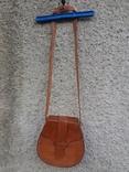 Кожаная сумка, фото №2