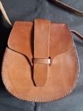 Кожаная сумка, фото №9