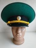 Фуражка пограничника Украины, фото №9