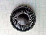 Динамик для металлоискателя 8 Ом. 1 W диаметром 30 мм., фото №3