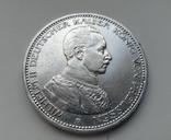 5 марок 1913 Прусія, фото №2