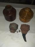 Частини лампи керасінових, фото №3