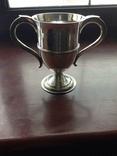 Кубок Призовой Серебро 925 проба Англия 1903 год HILTON, фото №4