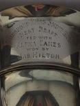 Кубок Призовой Серебро 925 проба Англия 1903 год HILTON, фото №6
