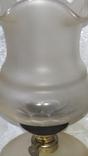 Керасинова гасова лампа нічник, фото №4