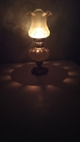 Керасинова гасова лампа нічник, фото №10