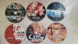 "27 дисків DVD-5 додаток до журналу ""Кино дайджест"" + бонус сумка, фото №4"