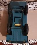 Игрушка СССР Машина Грузовик Самосвал большая,металл,комплектная, фото №8