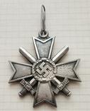 Германия. Третий Рейх. Крест Военных Заслуг. Копия, фото №2