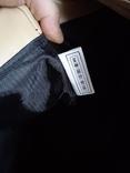 Большая фирменная кожаная сумка, фото №9