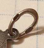 Ладанка серебро 925 пробы, фото №5