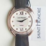 Женские часы SAINT HONOR Diamond, Swiss made, новые, фото №2