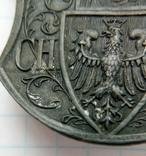 Відзнака Z.P.CH.T.K. гравера E.M.Unger Lwow, фото №5