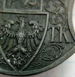 Відзнака Z.P.CH.T.K. гравера E.M.Unger Lwow, фото №6
