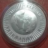 1 доллар 2020 года Австралийский кенгуру 1 унция 9999, фото №11