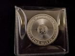 США Раунд Криптозоология Джекалоп 2 унции 999, фото №3