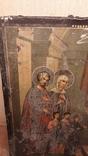 Введение во храм Пресвятой Богородицы 19 век, фото №4