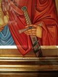 Икона Александр Невский, фото №4