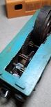Тепловоз СССР длина 11 см., фото №5