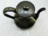 Чайник антикварный james dixon sons 1823 - 1920. Англия, фото №4