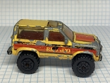 1987 Matchbox 1/57 Ford Bronco 2 Made in Macau, фото №3