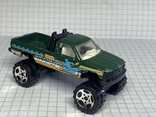 1993 Matchbox Chevy K-1500 Pick Up Made in China, фото №2
