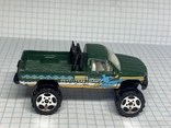 1993 Matchbox Chevy K-1500 Pick Up Made in China, фото №3