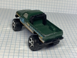 1993 Matchbox Chevy K-1500 Pick Up Made in China, фото №10