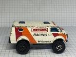 1981 Matchbox 4x4 Chevy Van Made in Macau, фото №3