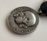 Медаль Железной Дивизии (Копия), фото №5