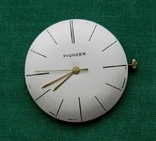 Механизм на часы PIONEER Швейцария на восстановление, фото №2