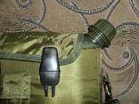 Фляга пластиковая USA 2QT с чехлом олива и ремешком через плечо (Mil-Tec, Германия), фото №7