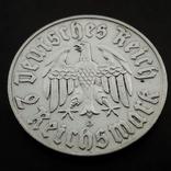 2 марки 1933 (D) Мартин Лютер, фото №3
