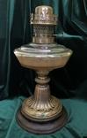 Бронзова лампа DITMAR WIENA, фото №2