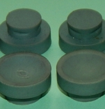 Ножки с импортной аппаратуры для поглощение вибрации, фото №5