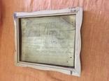 Ікона дерев'яна Божої Матері в кіоті, фото №6
