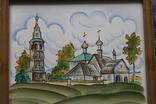 Плакетки Церковь, Монастырь, фото №9
