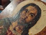 """Икона """"Иисуса Христа"""" 19x15 см., фото №3"""