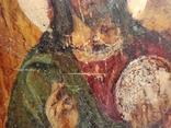 """Икона """"Иисуса Христа"""" 19x15 см., фото №11"""