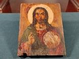 """Икона """"Иисуса Христа"""" 19x15 см., фото №13"""