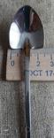 Сувенирные ложечки в виде лопаты.2 шт., фото №8