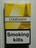 Сигареты COMPLIMENT