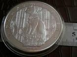 100 песет 2016 року Республіка Сахара -копія /посрібнення 999/, фото №2